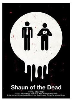 Shaun of The Dead - Film Poster